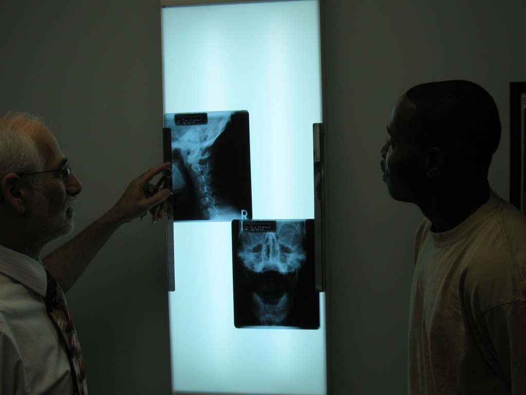 Precise spinal analysis